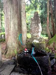 20150604こだわり藤原神社の軟水